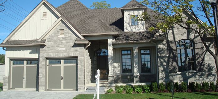 Gentrac Homes located at Tilsonburg, Ontario