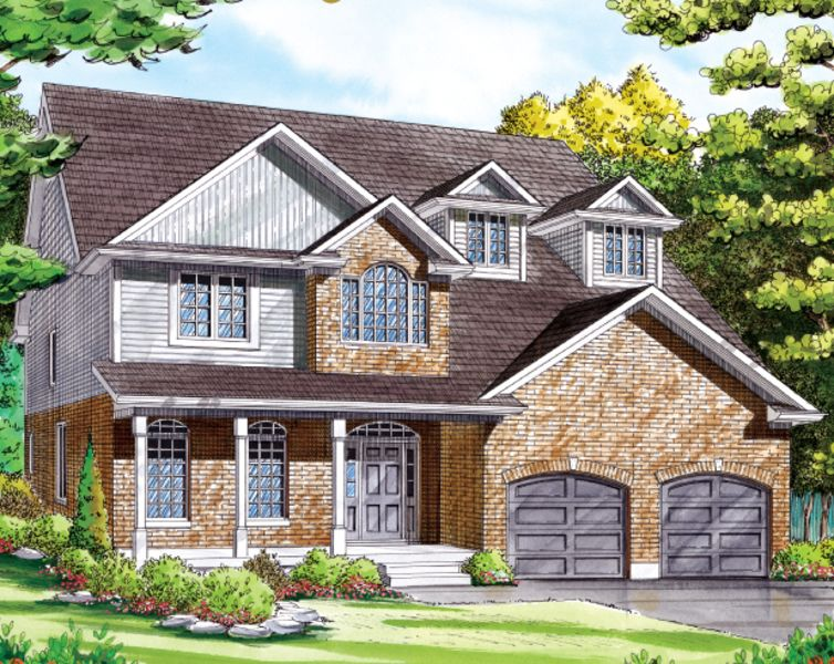 Bromberg Homes located at Stratford, Ontario