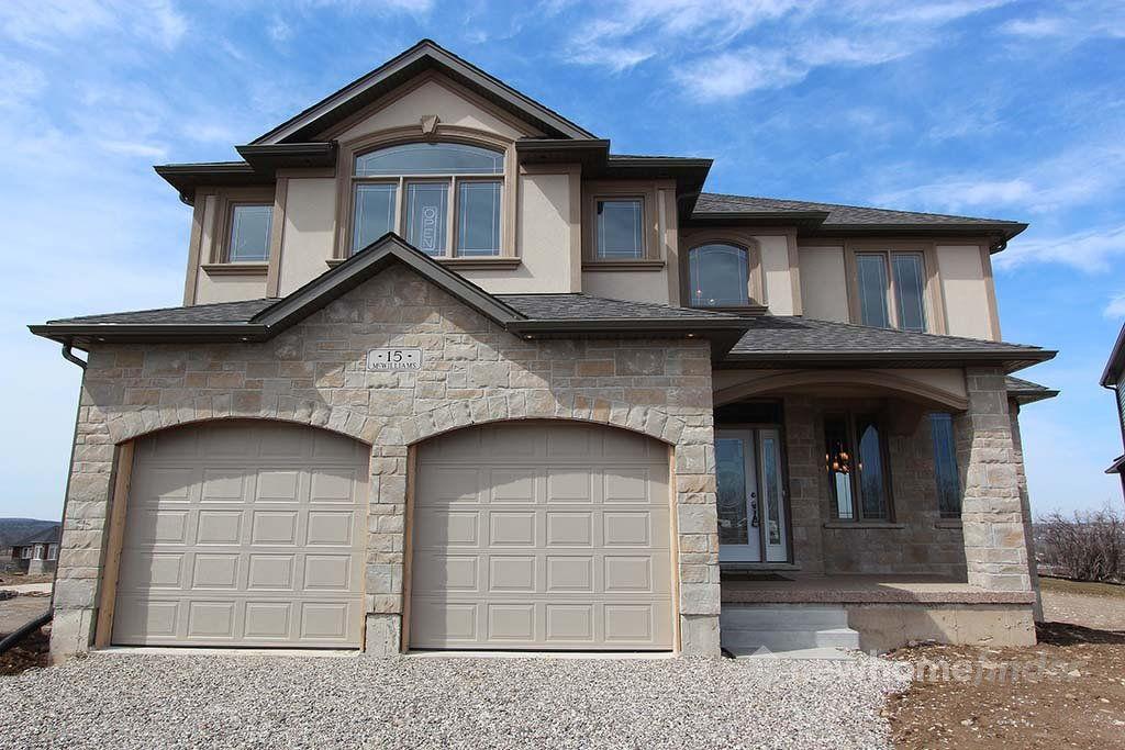 Paul Stencek Homes located at Breslau, Ontario