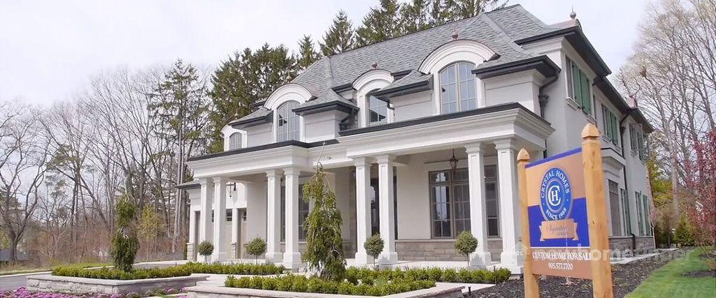 Crystal Homes located at Hamilton, Ontario