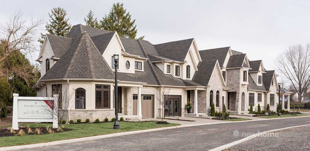 Silvergate Homes located at St. Catharines, Ontario