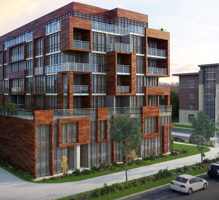 LJM Developments located at Burlington, Ontario