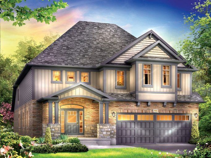 eastforest homes ontario builder pricing plans