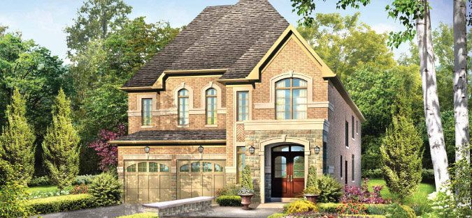 Cachet Estate Homes located at Concord, Ontario