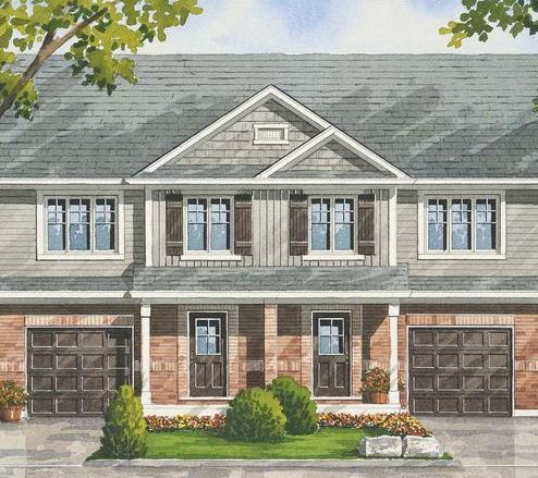 Mountainview Homes located at Thorold, Ontario