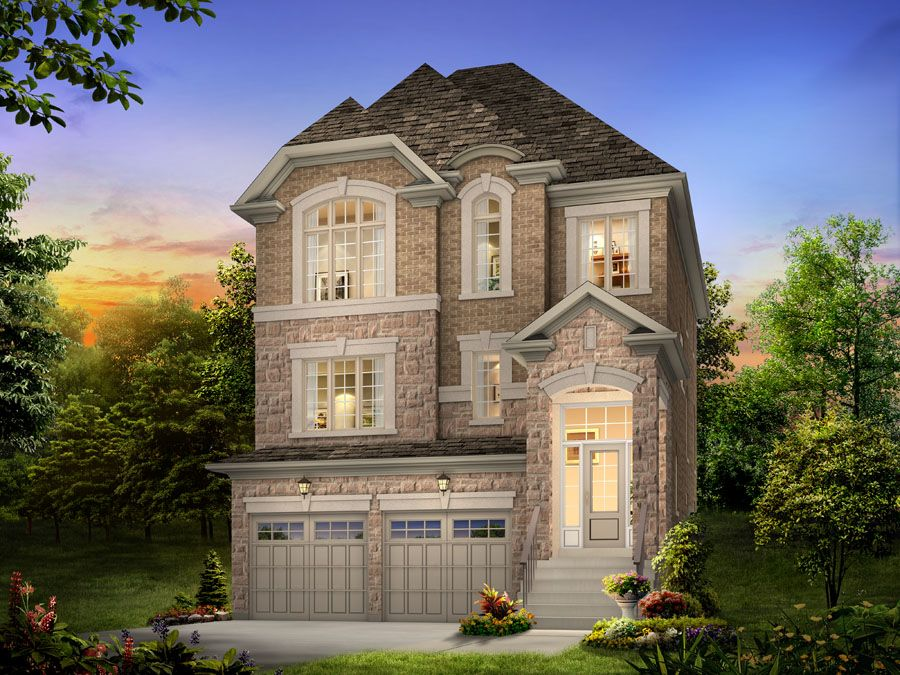 Averton Homes located at Vaughan, Ontario