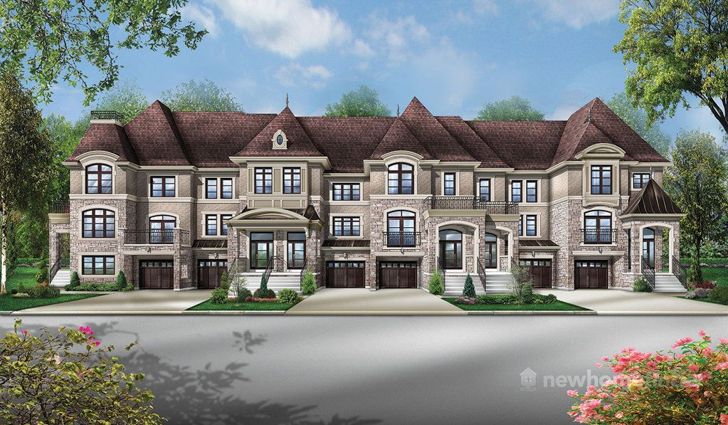 Primont Homes located at Richmond Hill, Ontario