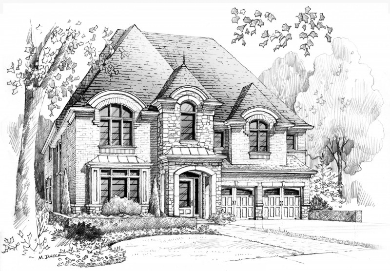 Bremont Homes located at Woodbridge, Ontario