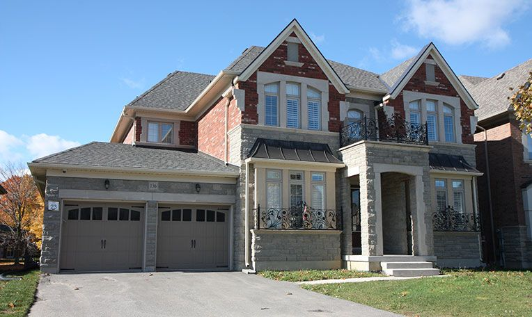 Caliber Homes located at Woodbridge, Ontario