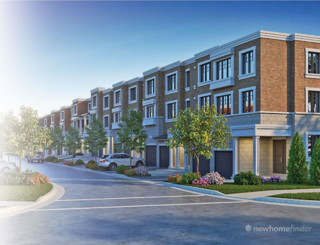 DiGreen Homes located at Markham, Ontario