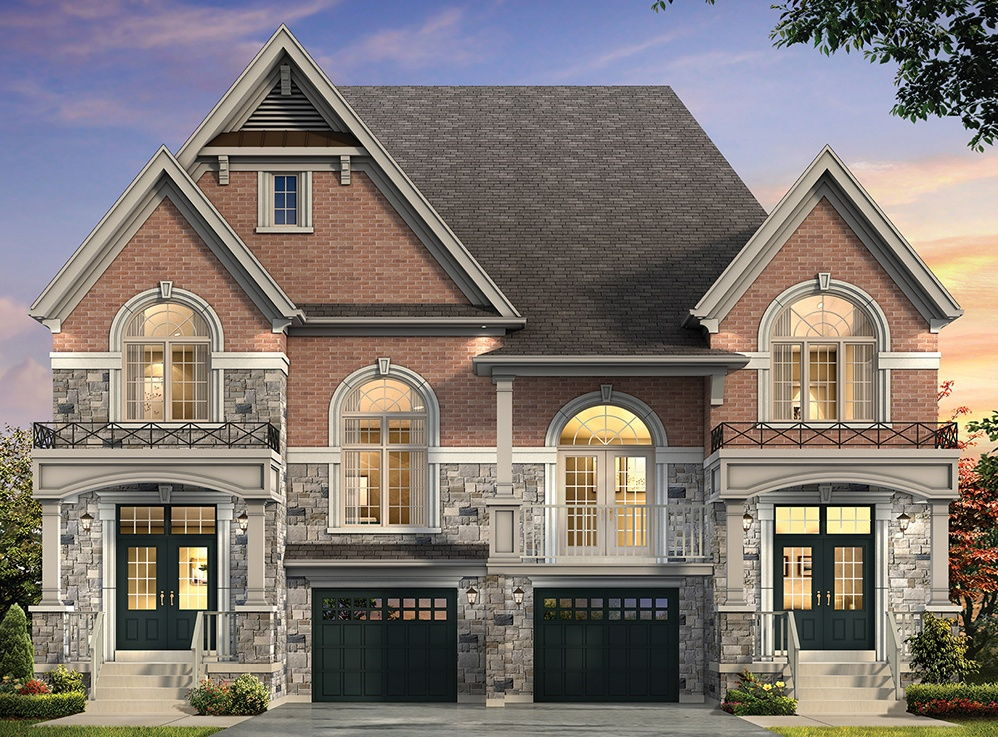 Gold park homes ontario builder pricing plans for Home construction bids