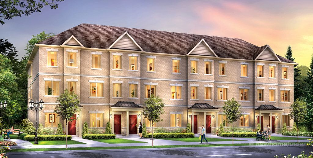 Sunrise Homes located at Richmond Hill, Ontario
