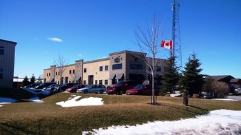 Granite Homes Head Office in Guelph Granite Homes
