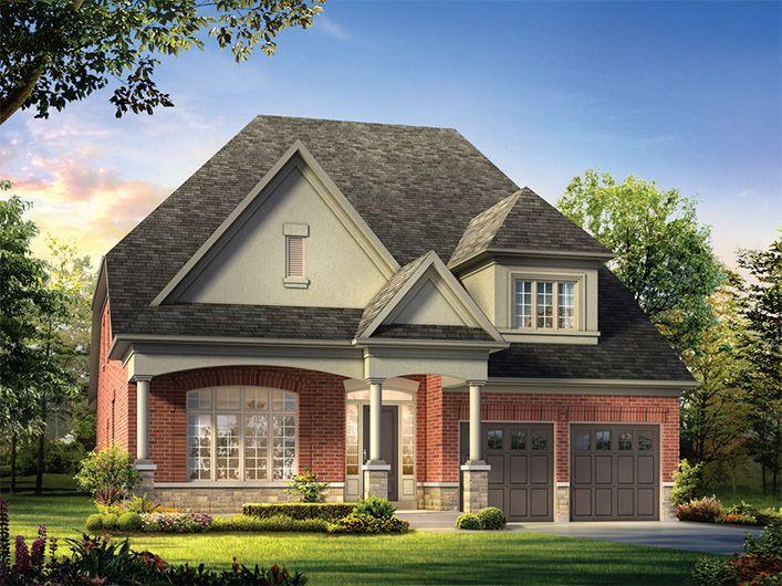 Marycroft Homes located at Woodbridge, Ontario