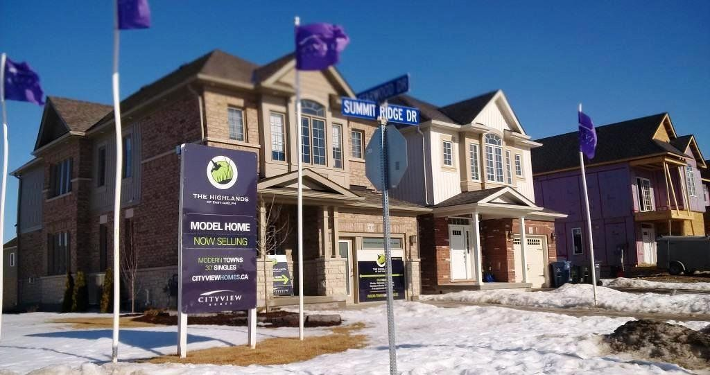 Cityview Homes located at Concord, Ontario