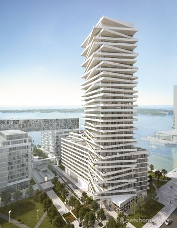 Day time exterior rendering of Pier 27
