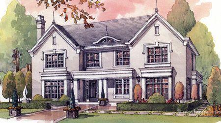 Hush model home oakville