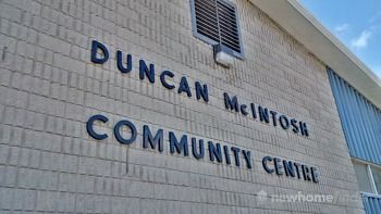 Duncan McIntosh Arena