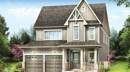 Cachet Estate Homes Ontario Builder Pricing Plans