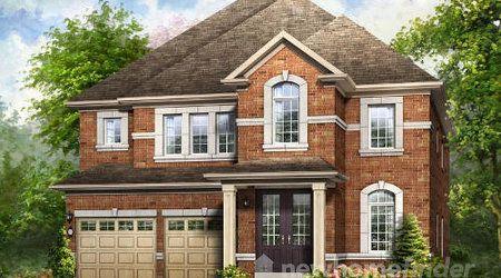 Brand New Homes In Brampton Ontario