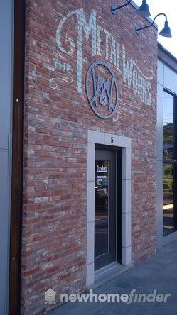 The Metalworks sales office at 5 Arthur St. S, Guelph, ON