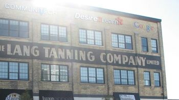 Google D2L Communitech - Tannery Building Kitchener