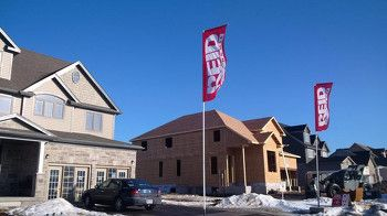 Proud Reid Homes Flags - March 11