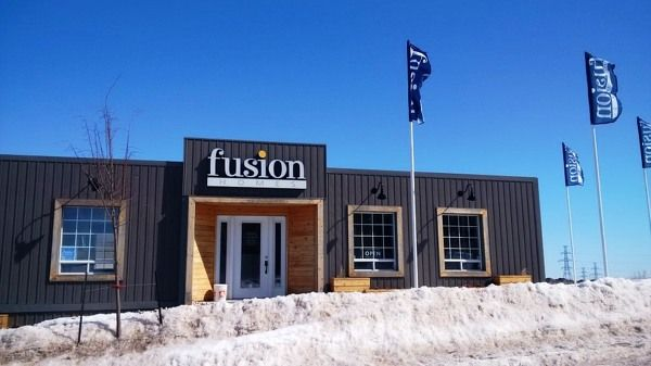 Nice Fusion Presentation Centre