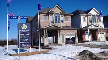 Model Home - March 13, 2015