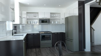 Kitchen and Appliances
