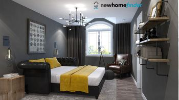 Master Bedroom Carlton II A