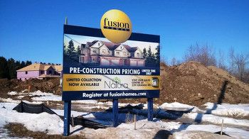 Pre-construction pricing won't last