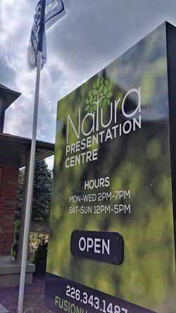 Natura sales office at