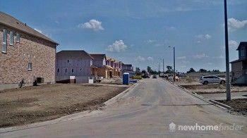 Already built down this street!