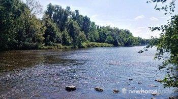 Speed River at Silvercreek Park