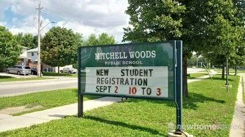 Mitchell Woods New Student Registration