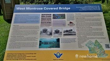 West Montrose Covered Bridge