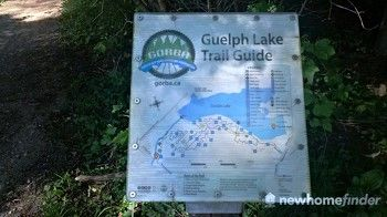 Guelph Lake Trail Guide