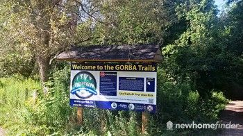 Welcome to the GORBA Trails at Victoria Rd / Speed River