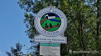 Kissing Bridge Trailway - Guelph to Millbank