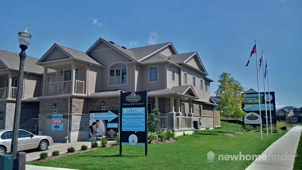 Doon South Kitchener New Homes