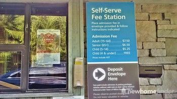 Self-Serve Fee Station