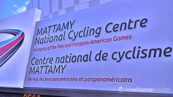 Mattamy National Cycling Centre