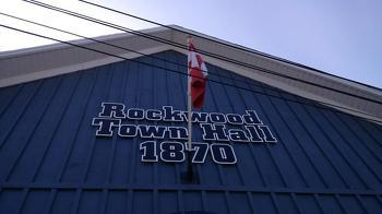 Rockwood Town Hall on Main St