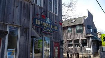Eramosa River Cafe and a restaurant