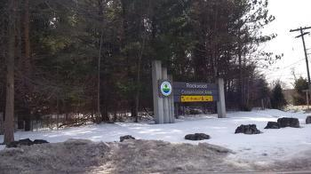 Rockwood Conservation Entrance