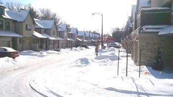 What a Nice Street! Feb 15, 2015
