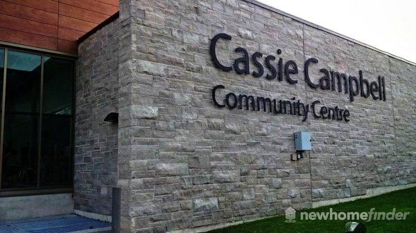 Cassie Campbell Community Centre