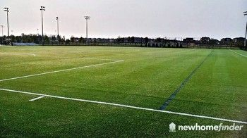 Astro Turf Soccer Field!