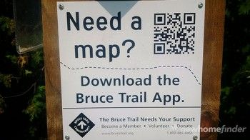 Download a Bruce Trail Map